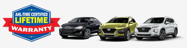 Lifetime Auto Warranty In Lima Tom Ahl Hyundai Near Fort Wayne