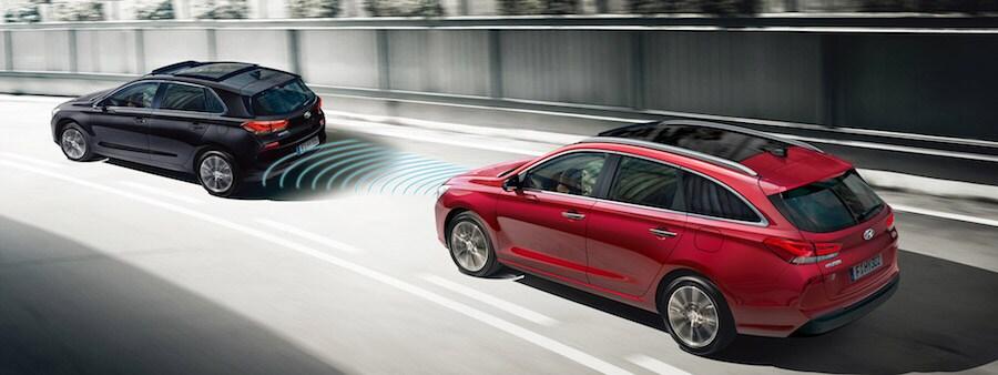 Hyundai Advanced Smart Cruise Control