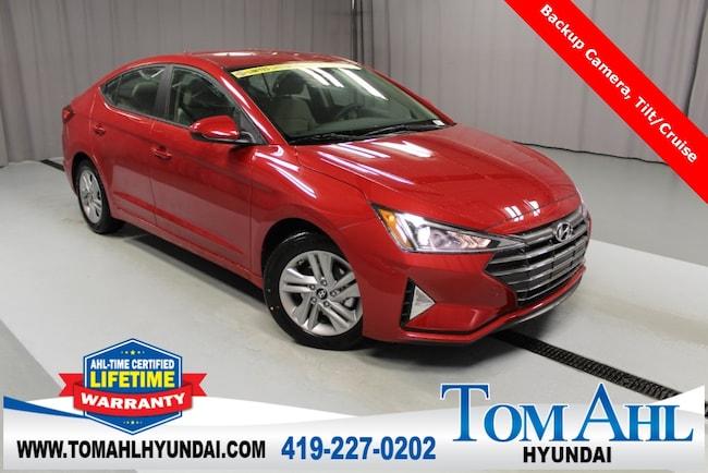 New 2019 Hyundai Elantra Sedan For Sale/Lease Lima, OH