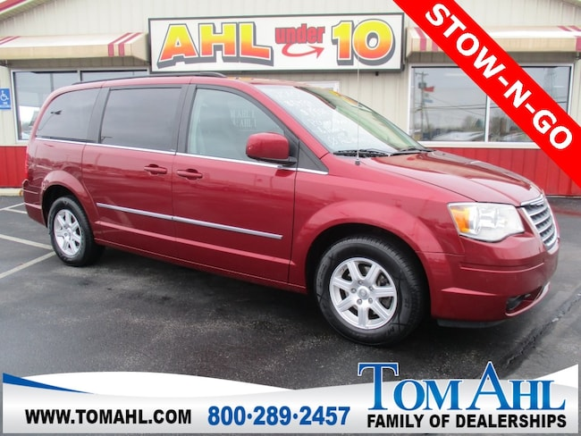 Pre-Owned 2010 Chrysler Town & Country Touring Minivan/Van for sale in Lima, OH