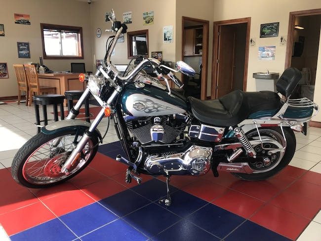 Pre-Owned 2004 Harley-Davidson Motorcycle for sale in Lima, OH