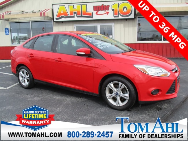 Pre-Owned 2014 Ford Focus SE Sedan for sale in Lima, OH