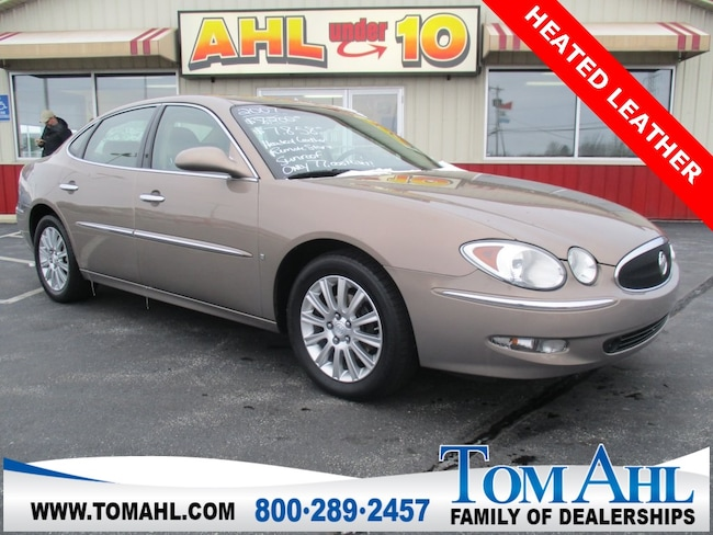 Pre-Owned 2007 Buick Lacrosse CXS Sedan for sale in Lima, OH