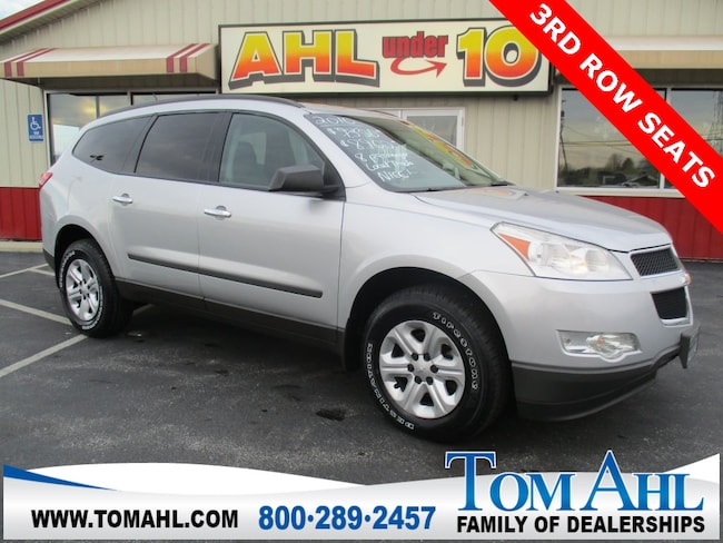 Pre-Owned 2010 Chevrolet Traverse LS SUV for sale in Lima, OH