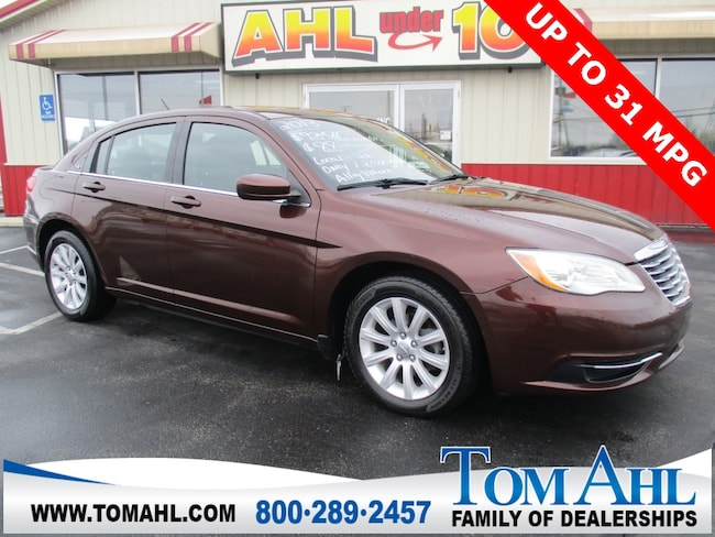 Pre-Owned 2013 Chrysler 200 Touring Sedan for sale in Lima, OH
