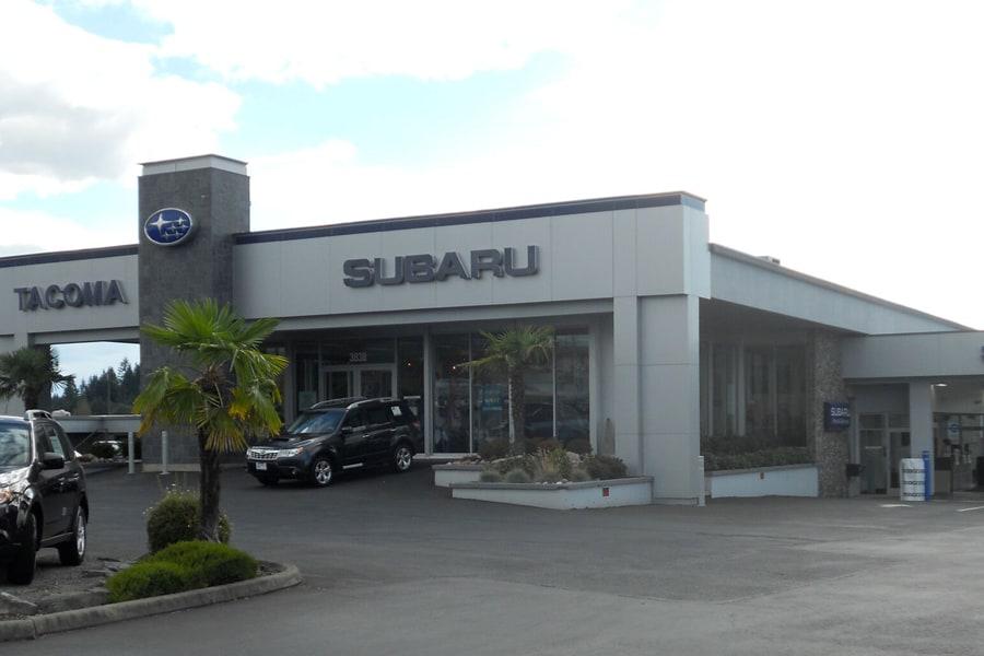 Subaru Dealership Seattle >> Tacoma Subaru Serving Tacoma Wa New 2019 Used Subaru Car