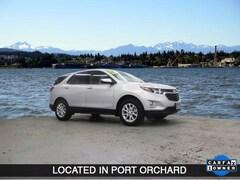 Used 2018 Chevrolet Equinox LT w/1LT SUV 2GNAXSEV7J6286980 for Sale in Tacoma, WA