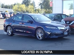 Used 2015 Acura TLX TLX 3.5 V-6 9-AT P-AWS with Technology Package Sedan 19UUB2F53FA013386 for Sale in Tacoma, WA