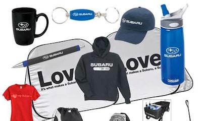 Subaru Gear