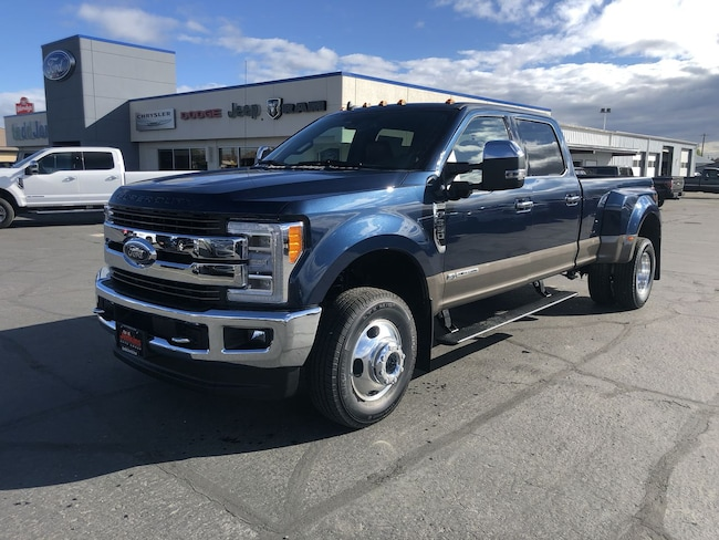 2019 Ford Superduty F-350 King Ranch Truck Crew Cab