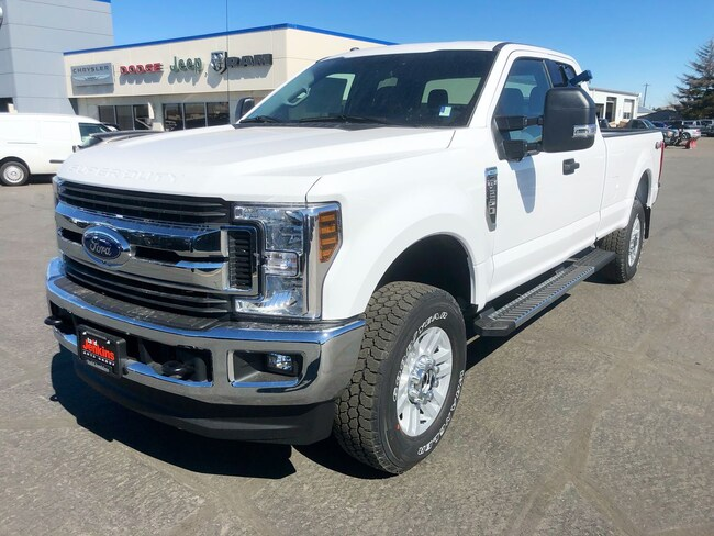 2019 Ford Superduty F-250 XLT Truck Super Cab