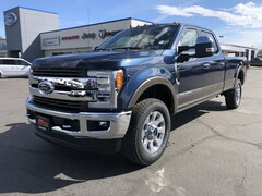 2019 Ford Superduty F-350 King Ranch Truck Crew Cab
