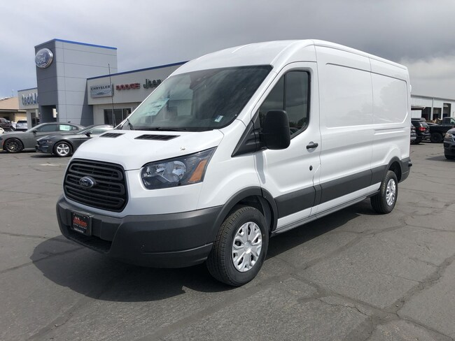2018 Ford Transit Vanwagon Cargo Van Van Medium Roof Cargo Van