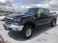 2000 Ford F-250 Truck Crew Cab