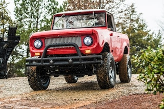 1961 International Scout 80 Removable Short Top