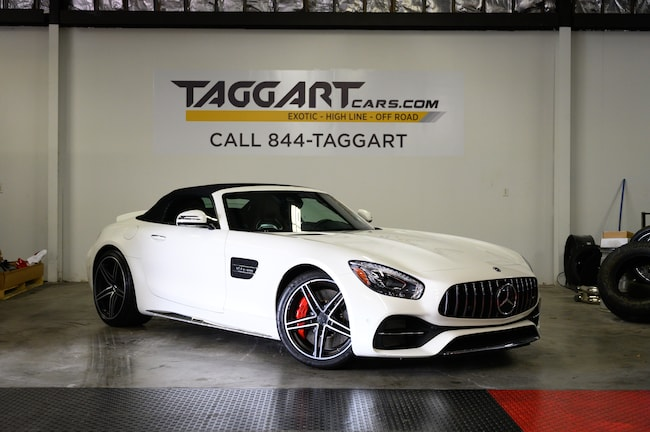 Used 2018 Mercedes-Benz AMG GT C Convertible For Sale Cary, NC