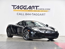 2013 McLaren MP4-12C Base Convertible