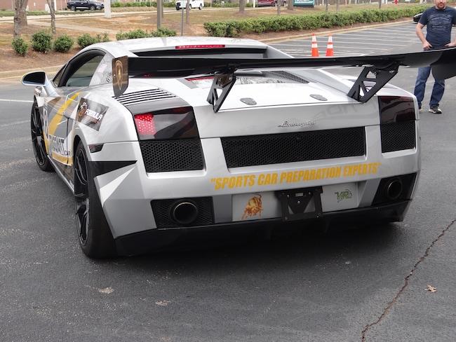 Pre Owned 2005 Lamborghini Gallardo For Sale Cary Nc Stock 1536