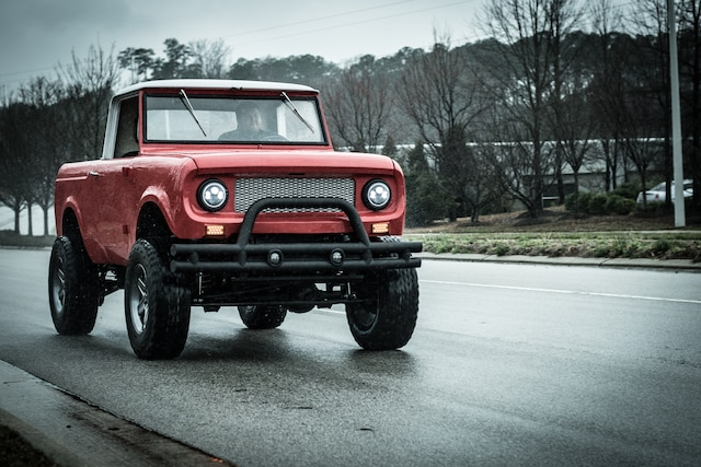 Pre-Owned 1961 International Scout 80 For Sale | Cary NC
