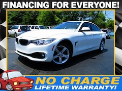 2015 BMW 428i xDrive 428i xDrive Gran Coupe - AWD - Leather - Moonroof Coupe