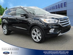 New 2017 Ford Escape Titanium SUV for sale in Tallahassee
