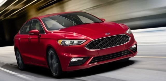 2017 ford fusion for sale in the Tallahassee area