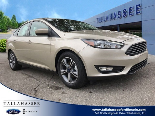 New 2018 Ford Focus SE Sedan Tallahassee