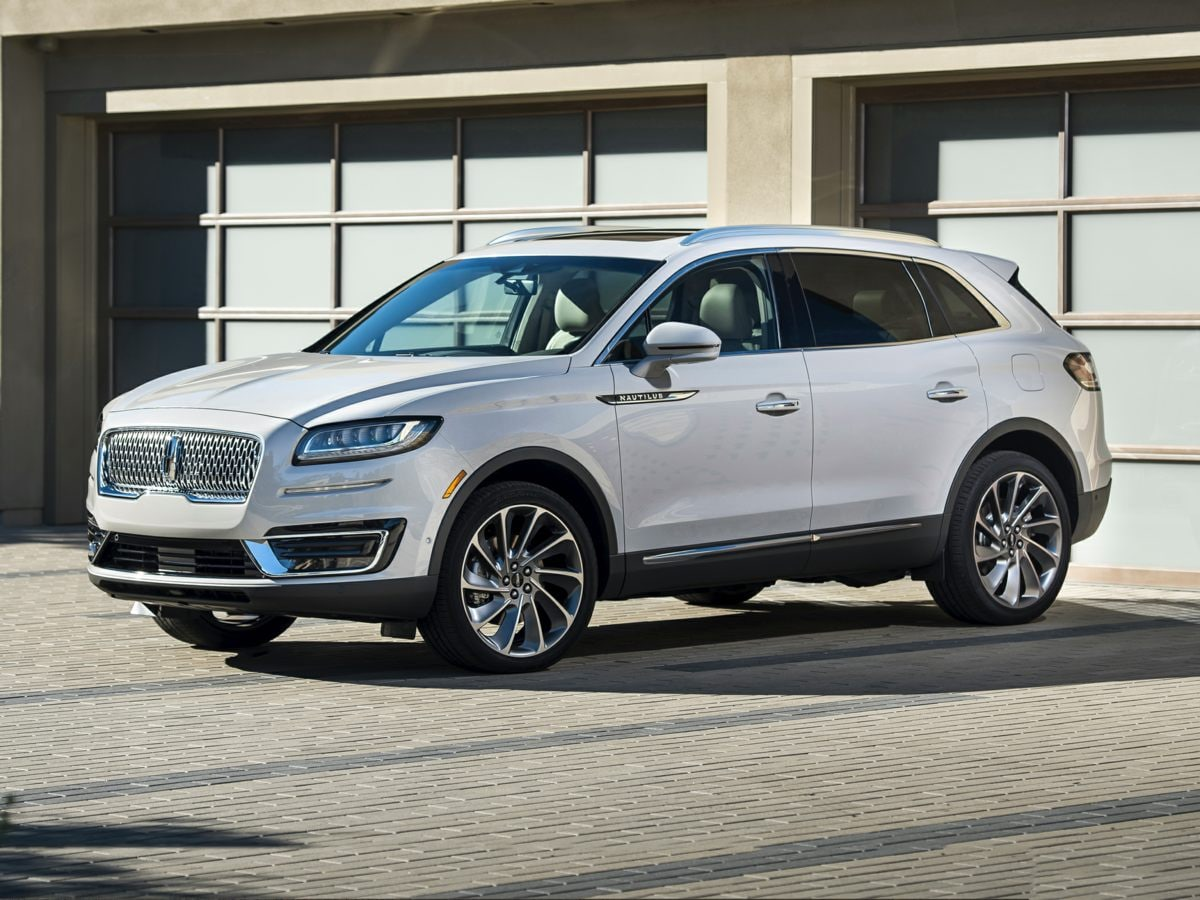 2020 Lincoln Nautilus Review, Price, Colors >> New 2019 Lincoln Nautilus For Sale At Tallahassee Lincoln Vin