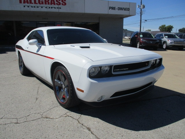 2014 Dodge Challenger R/T Red Line Coupe
