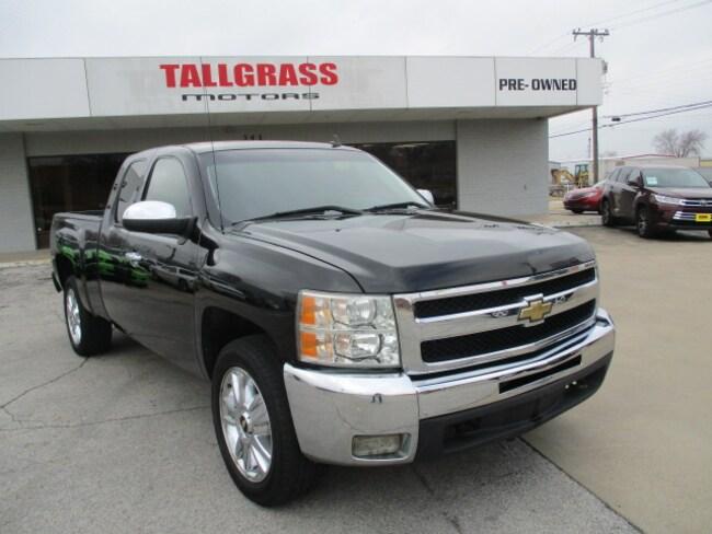 2013 Silverado For Sale >> Used 2013 Chevrolet Silverado 1500 For Sale At Tallgrass Motors