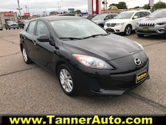 bargain 2013 Mazda Mazda3 5dr HB Auto i Touring Hatchback for Sale in Brainerd, MN