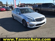 2014 Mercedes-Benz C-Class 4dr Sdn C 250 Sport RWD Sedan