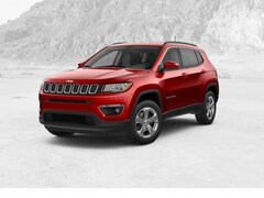 New 2018 Jeep Compass LATITUDE 4X4 Sport Utility for Sale in Brainerd