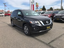 2018 Nissan Pathfinder SV Sport Utility