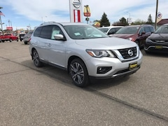 New 2018 Nissan Pathfinder Platinum Sport Utility for Sale in Brainerd, MN