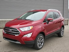 New 2018 Ford EcoSport Titanium Titanium 4WD for sale Kalamazoo
