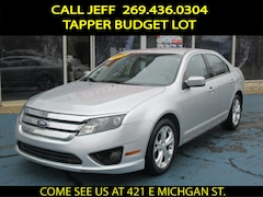 Bargain 2012 Ford Fusion SE Sedan for sale in Paw Paw MI