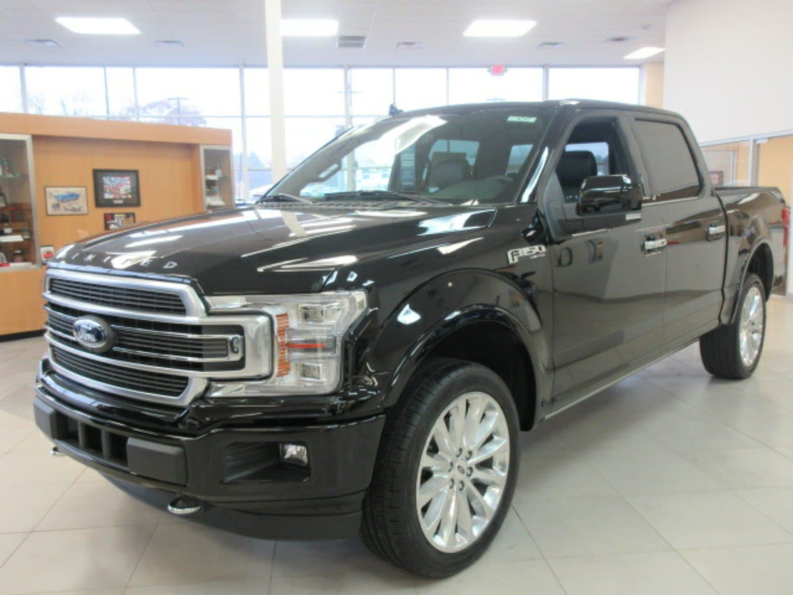 New 2018 Ford F-150 for sale in Paw Paw