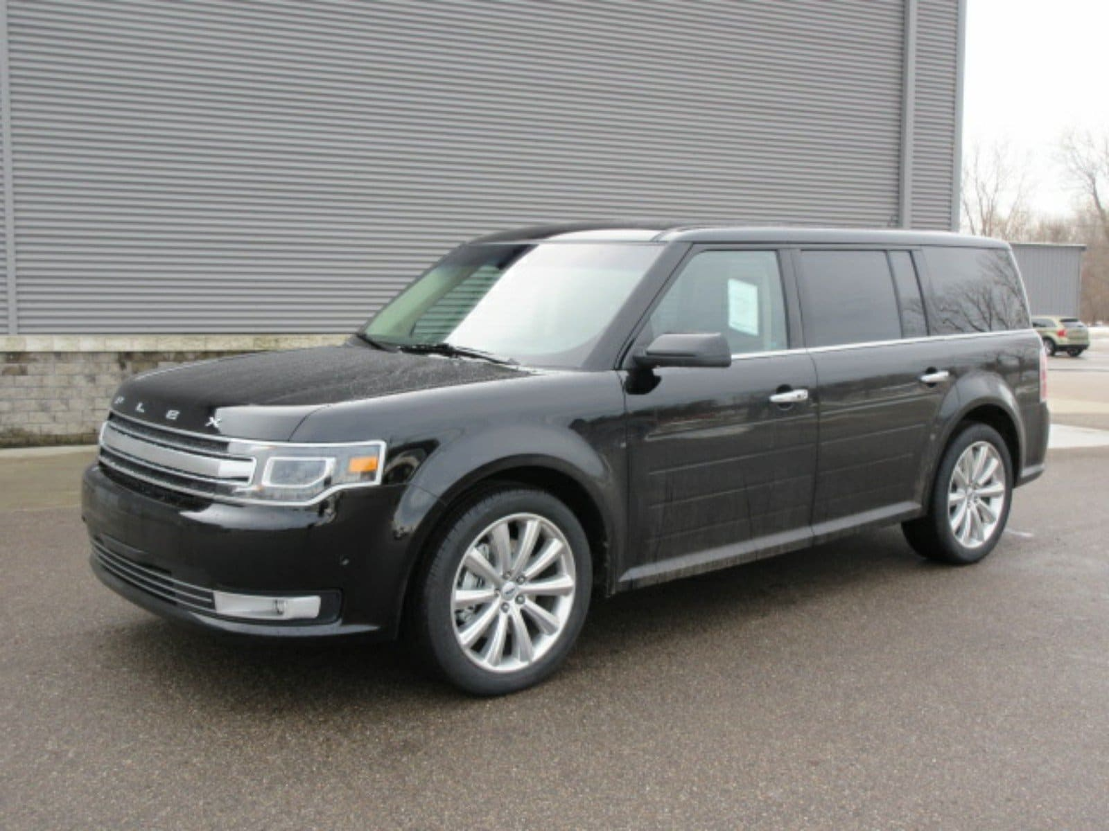 2018 Ford Flex Limited Limited AWD
