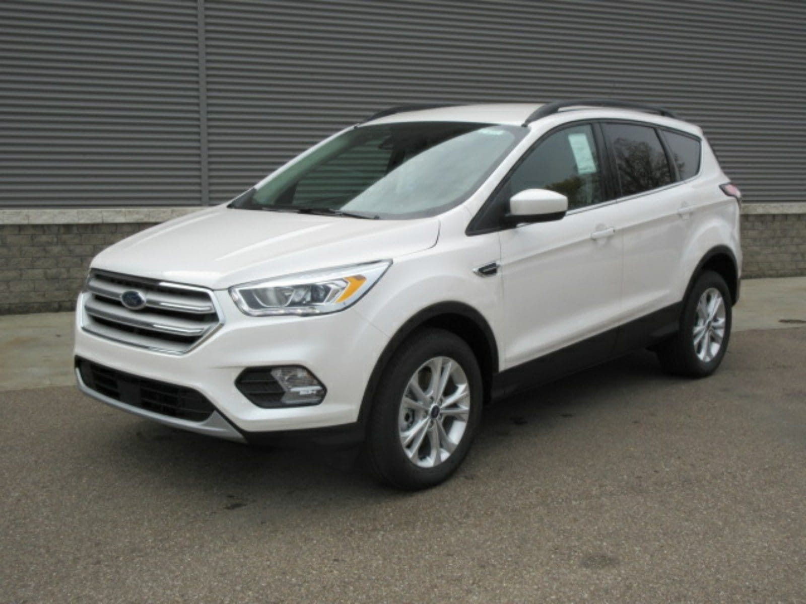 New 2018 Ford Escape SEL SEL 4WD for sale near Kalamazoo