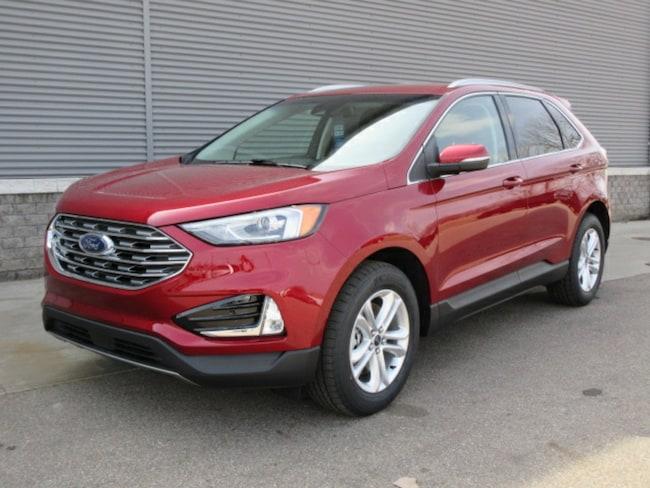 New 2019 Ford Edge SEL SEL AWD for sale Kalamazoo