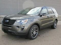 New 2019 Ford Explorer Sport Sport 4WD for sale near Kalamazoo
