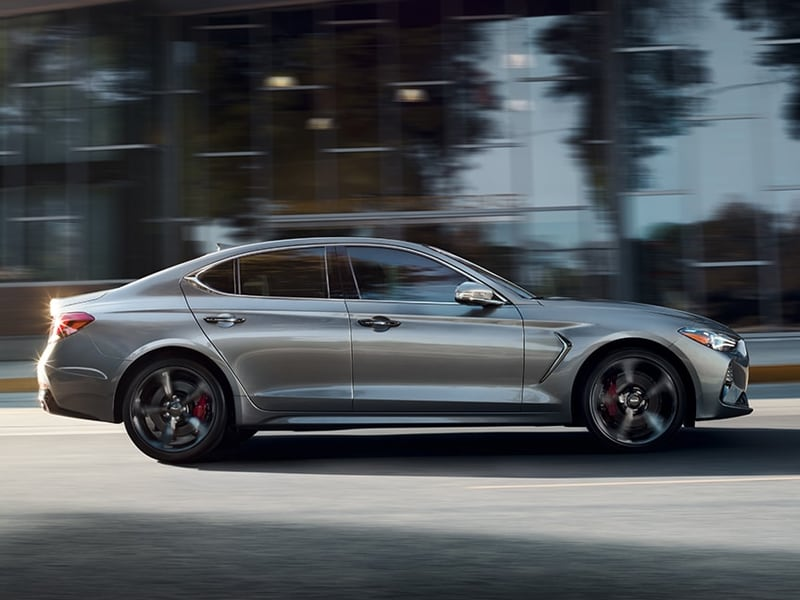 Discover the 2021 Genesis G70 in North Kingstown RI
