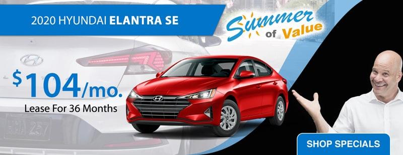 Hyundai Summer of Value in North Kingstown RI