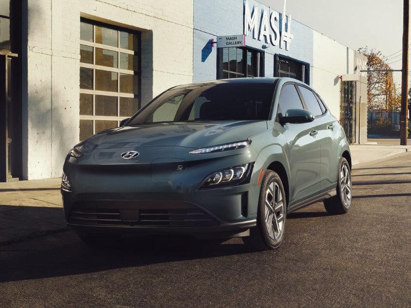 Tarbox Hyundai - The 2022 Hyundai Kona electric has new technology near Warwick RI