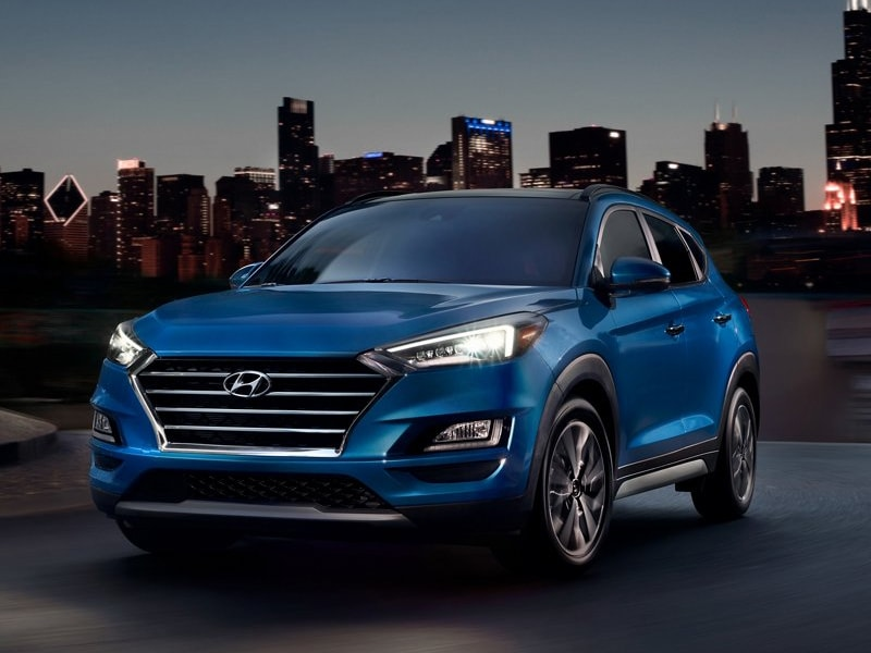 Tarbox Hyundai - The 2021 Hyundai Tucson is a compact family SUV near Johnston RI