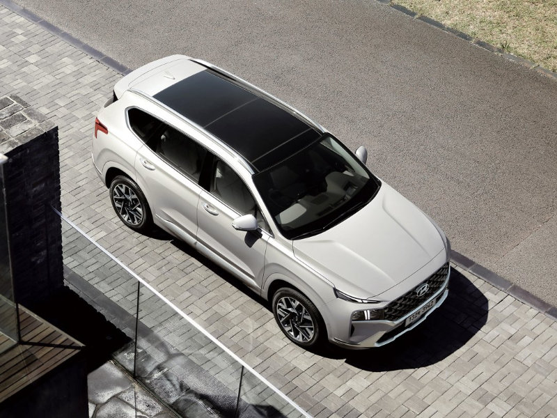 Tarbox Hyundai - The Hyundai Sante Fe is a stylish midsize SUV near Newport RI