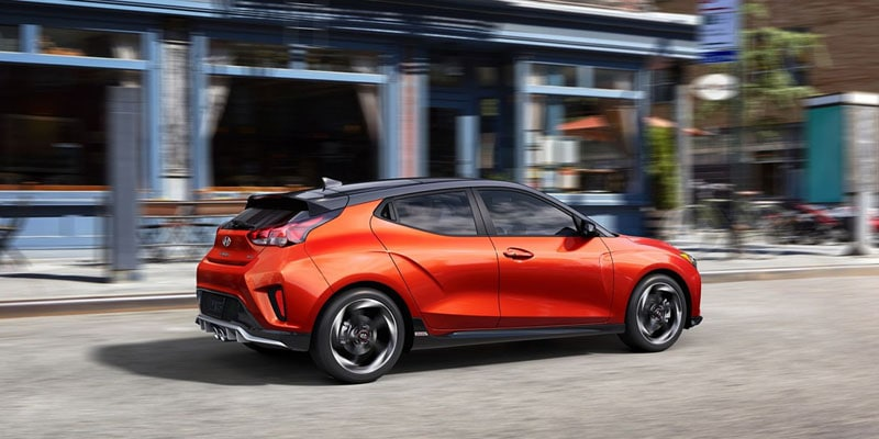Test Drive the fun-to-drive 2020 Hyundai Veloster in North Kingstown