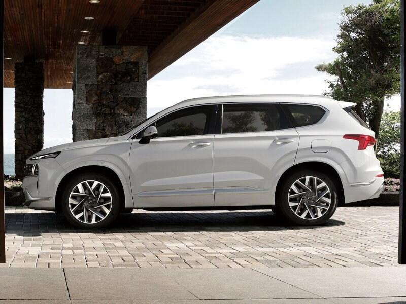Tarbox Hyundai - The 2021 Hyundai Santa Fe makes a bold statement near Warwick RI