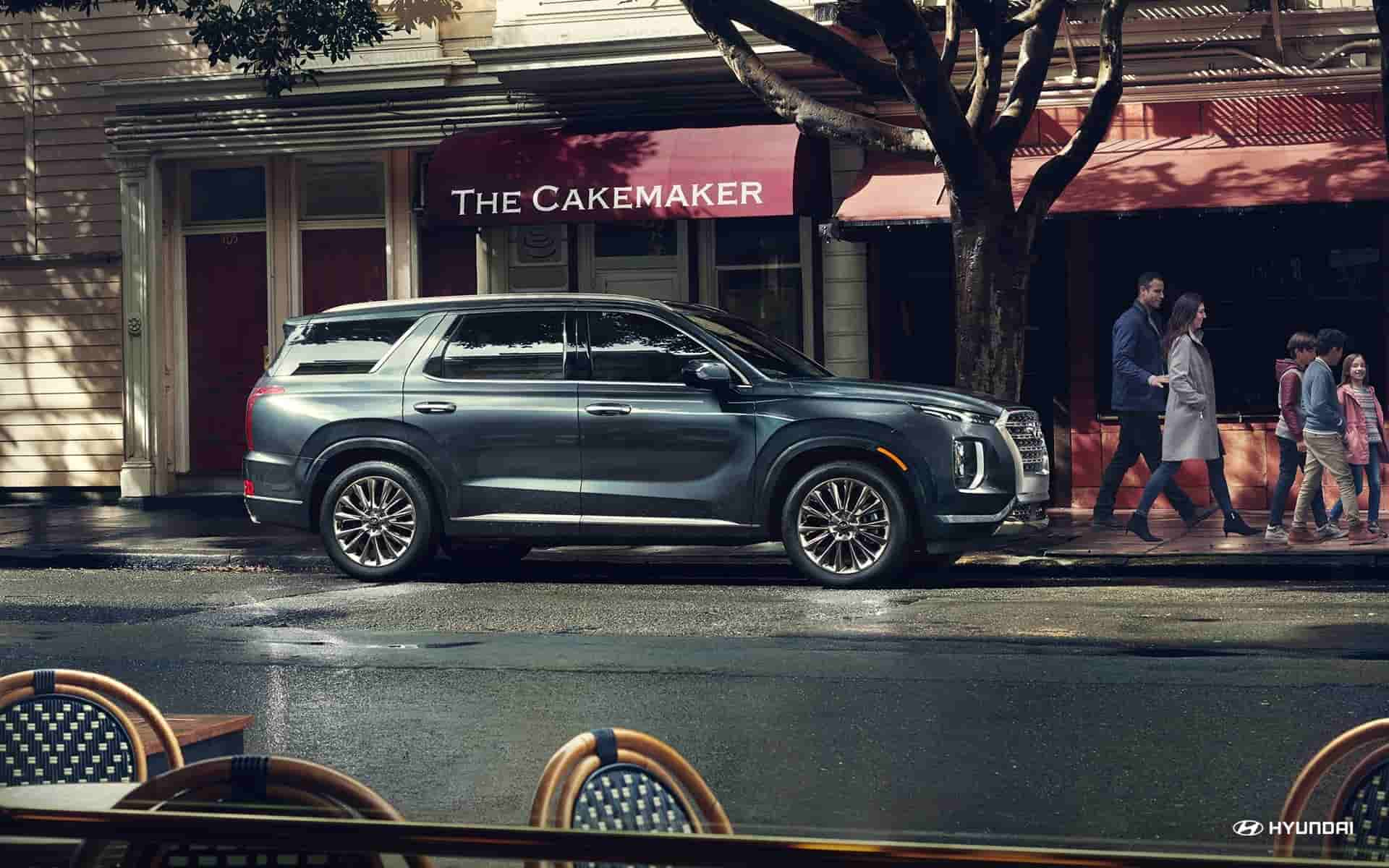 Buy a SUV Online 2020 Hyundai Palisade Near Johnston RI